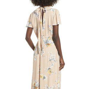 AFRM Aliana Tie Detail Dress Size XL NWOT